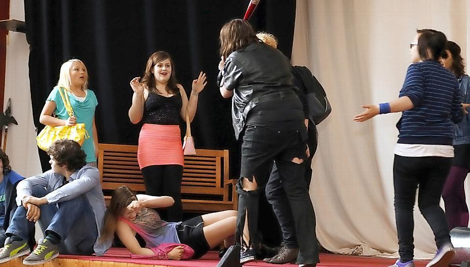schule erpressung gewalt mobbing